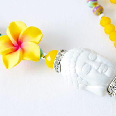 Buddha Halsketten