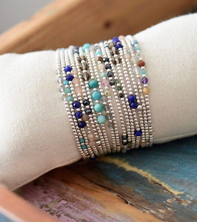 925er Silber Armbänder